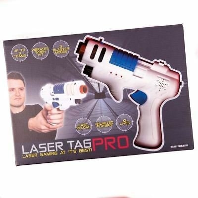 £29.99 • Buy Laser Tag Pro Multi Player Lazer Shooting Game Blaster Official