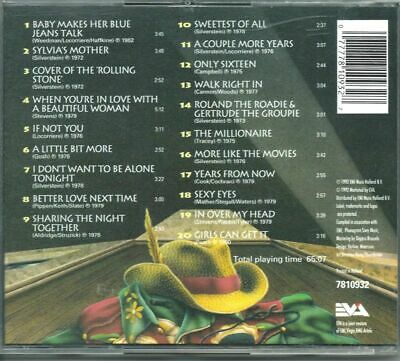 DR HOOK Greatest Hits CD ALB EVA HOLLAND Rare! • 12.95£