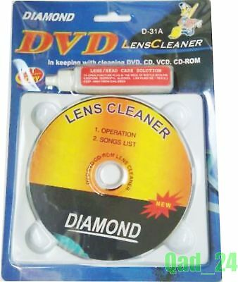 £2.89 • Buy Laser Lens Cleaner Cleaning Kit Wet For PS3 XBOX 360 BLU RAY DVD PLAYER CD DISC