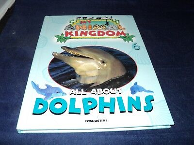 £4.95 • Buy Deagostini My Animal Kingdom - Issue 6 - All About Dolphins