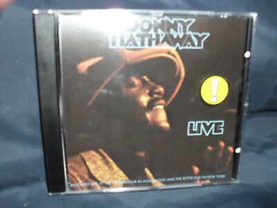 Donny Hathaway – Live    • 6.92£