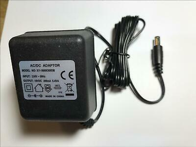 £14.99 • Buy Replacement For Challenge Xtreme Battery Charger DK-MBB-180 18V 550mA UK Plug