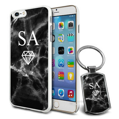 Personalised Strong Case Cover & Personalised Keyring For Mobiles - Q01 • 6.79£