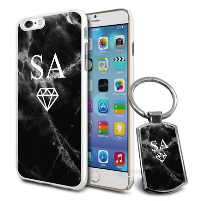 Personalised Strong Case Cover & Personalised Keyring For Mobiles - Q02 • 6.79£