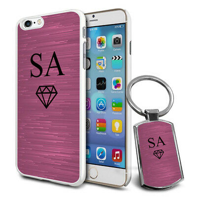 Personalised Strong Case Cover & Personalised Keyring For Mobiles - Q20 • 6.79£