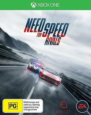 AU28 • Buy Need For Speed Rivals - Xbox One Brand New Sealed