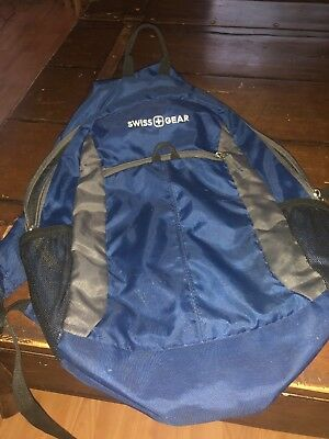Swiss Gear Day Pack Comfort Fit - Navy / Gray • 8.58£