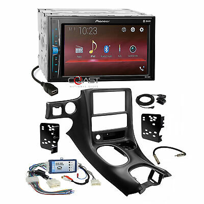 $419.95 • Buy Pioneer USB MP3 Bluetooth Stereo Dash Kit Amp Harness For 97+ Chevy Corvette