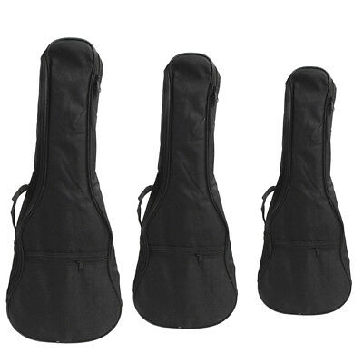 AU11.59 • Buy 21 23 24''26  Portable Ukulele Padded Bag Cover Case For Mini Guitar Parts