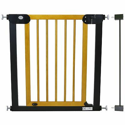 £48.90 • Buy ISafe Pressure Fit Extendable Stair Gate With 7cm Extension