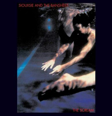 SIOUXSIE AND THE BANSHEES The Scream BLACK VINYL LP NEW & SEALED  • 17.99£