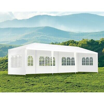 AU191.95 • Buy Outdoor Pop Up Gazebo Folding Marquee Tent Canopy For Wedding Event Party Shade