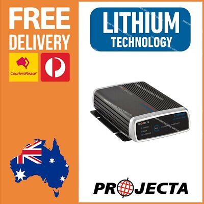 AU396.98 • Buy Projecta Lithium IDC25L DC To DC Charger 12v Dual Battery & Solar MPPT Charger