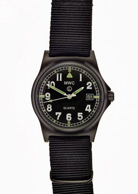 MWC G10LM European Pattern Military Watch Covert Non Reflective G10LM/PVD • 75£