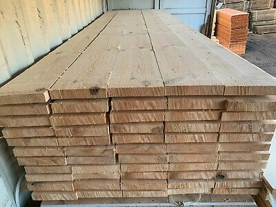 NEW Unbanded 3.9m (13ft) Scaffold Boards/Planks, Delivery Or Collection • 14.70£