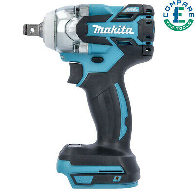 Makita DTW285Z 18V LXT Li-ion Cordless Brushless 1/2  Impact Wrench Body Only • 134.90£