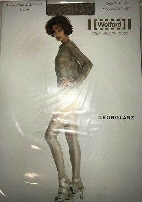 Wolford Neon Glanz Color: Mussma Size: Small 40 Den 11677 - 20 • 58.63£