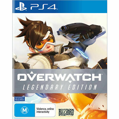 AU35 • Buy Overwatch Legendary Edition - Playstation 4 (PS4) Brand New Sealed