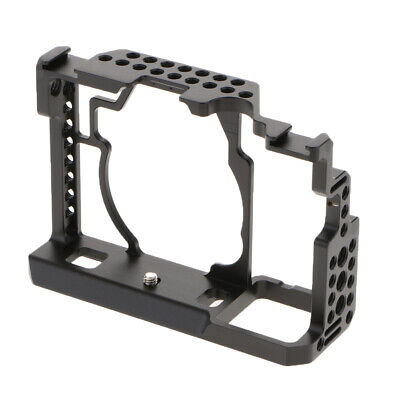 Video Camera Cage Stabilizer Rig Mount Kit For Sony A7 A7R A7S DSLR Cameras • 32.06£