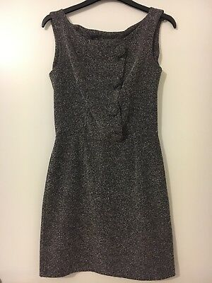 Black & White Speckled TOPSHOP Dress *Size S* RRP £48 - LOVE Concession • 17.99£