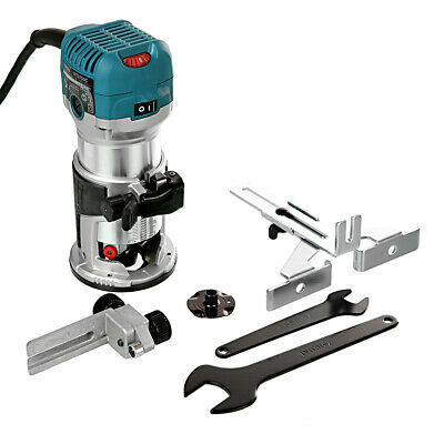 £119.90 • Buy Makita RT0700CX4 1/4  Router/Laminate Trimmer With Trimmer Guide 240V