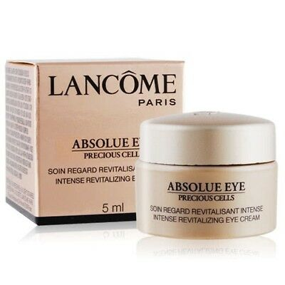 LANCOME Absolue Yeux Precious Cells Eye Cream 5ml NIB • 15.99£