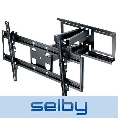 AU59 • Buy TV Wall Mount Bracket Full Motion Tilt Swivel Pivot 32 40 43 50 55 60 65 70 Inch