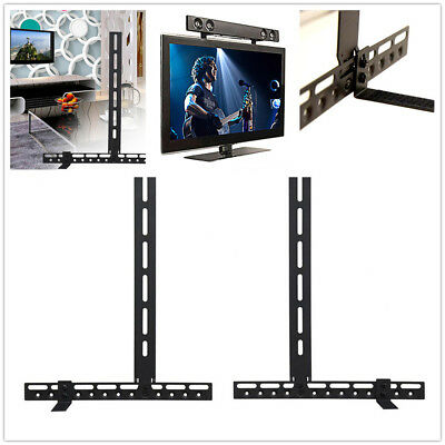 £14.96 • Buy Simple TV Sound Bar Mount Brackets Home Audio Speaker Stands For Samsung Sony
