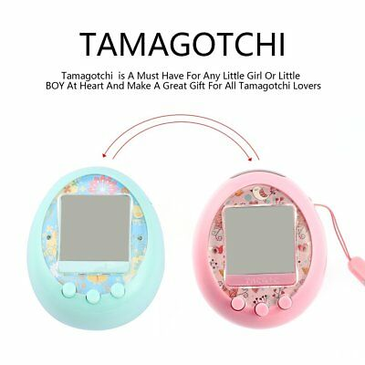 AU28.64 • Buy Tamagotchis Virtual Electronic Pets Digital HD Color Screen OnlineInteractionXJ