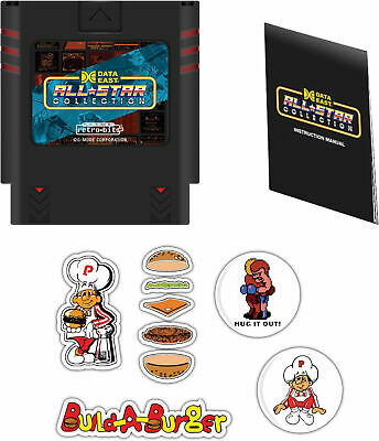 £13.15 • Buy Data East All Star Collection NES Game For Nintendo NES Brand New