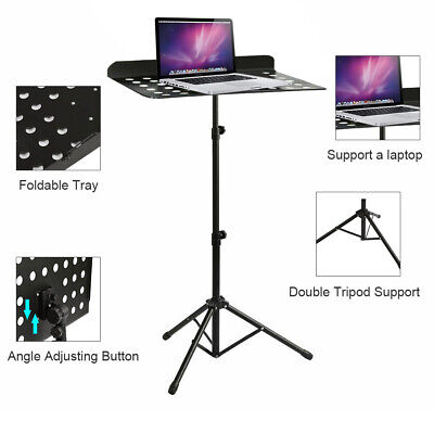 Heavy Duty Orchestral Sheet Music Conductor Stand Holder Tripod Base Foldable • 11.39£