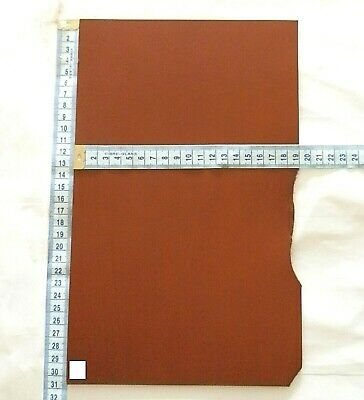 Belgian Veg Tan Premium Tooling Engraving Leather 2mm Thick 4 Colours  Offcuts  • 5.95£