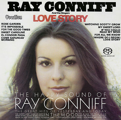 Ray Conniff - The Happy Sound & Love Story  [SACD Hybrid Multi-channel] CDLK4624 • 13.99£