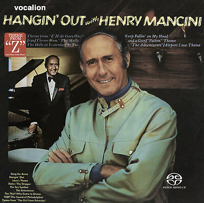 Henry Mancini-Hangin' Out With Henry Mancini&Theme From  Z  And Other Film Music • 13.99£