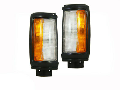 AU79.80 • Buy PAIR Of Corner Indicator Lights To Suit Mitsubishi Triton ME-MJ 1986-96