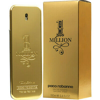 AU130.24 • Buy 1 Million Cologne By Paco Rabanne EDT 100ml