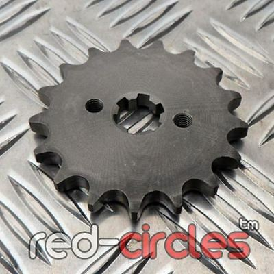 £3.99 • Buy 17 TOOTH 17mm 420 PIT BIKE FRONT SPROCKET Fits 17T YX125 YX140 YX160 YX 140 160