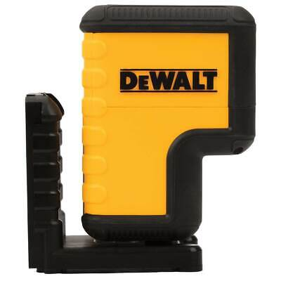 $90.24 • Buy DeWALT DW08302 100-Foot 3-Spot Locking Pendulum Red Beam Laser Level