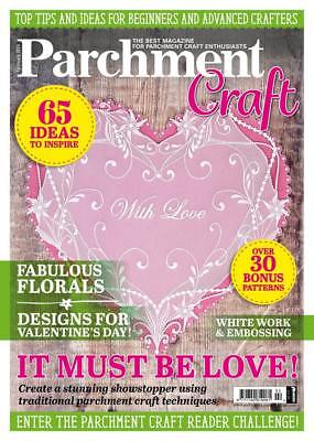 Parchment Craft Magazine - February 2019 Issue • 4.25£