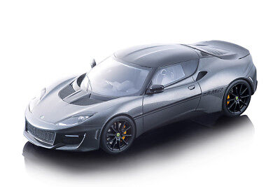 $ CDN364.94 • Buy 2017 Lotus Evora 410 Sport Dark Silver Ltd Ed 90 Pcs 1/18 Tecnomodel Tm18-111b