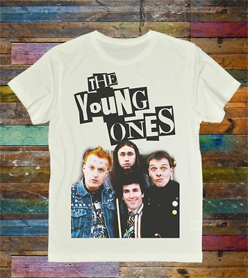 £16.99 • Buy RETRO TEES Mens TV The Young Ones Fan T-Shirt New Party Gift Top XS S M L XL XXL