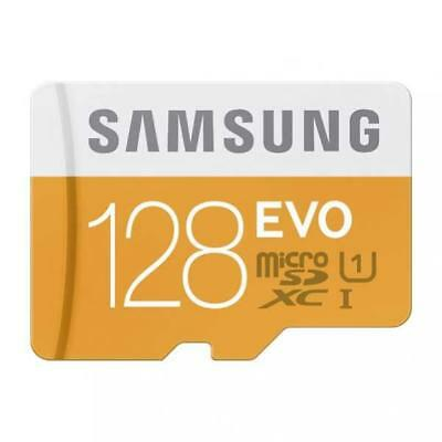 AU67.88 • Buy AUTHENTIC SAMSUNG 128GB MICRO SDXC MEMORY CARD HIGH SPEED CLASS 1 For CELL PHONE