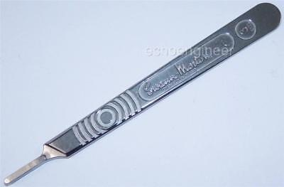 £3.75 • Buy SWANN MORTON No.3 SCALPEL HANDLE Fits Blade Numbers 6 - 16 Made In Sheffield