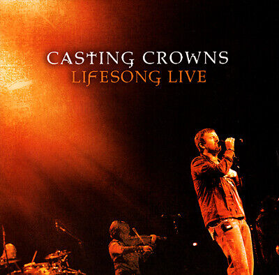 $12.79 • Buy Casting Crowns - Lifesong LIVE CD + DVD 2006 Beach Street / Reunion •• NEW ••