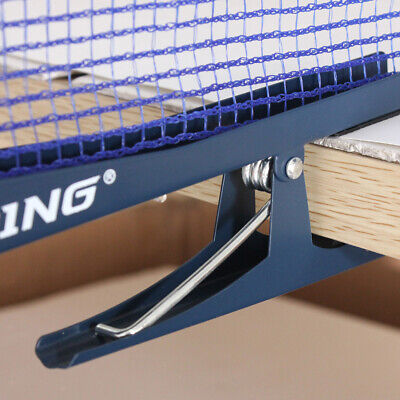 AU21.62 • Buy Heavy Duty Table Tennis  Pong Net Post Clamp Stand Training Set Clip On