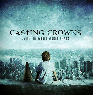 $4.29 • Buy Casting Crowns - Until The Whole World Hears CD 2009  Reunion Records