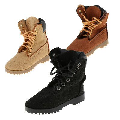£17.55 • Buy 1:6 Scale Men Combat Shoes/Boots For 12inch Male Soldier Hot Dolls Body