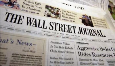 $59.95 • Buy Wall Street Journal WSJ 9 Month Print Newspaper Home Paper Delivery Subscription