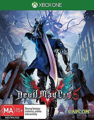 AU68.90 • Buy Devil May Cry 5 Xbox One Brand New Sealed