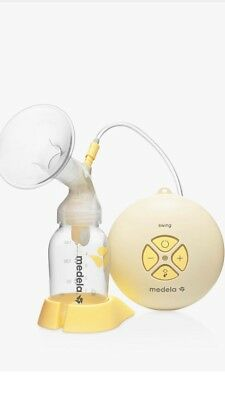 View Details Medela Swing Electric Breast Pump With Calma • 72.99£